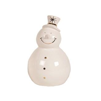 Lustre Snowman 12.5cm