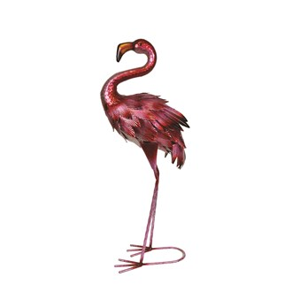 Metallic Flamingo 63.5cm