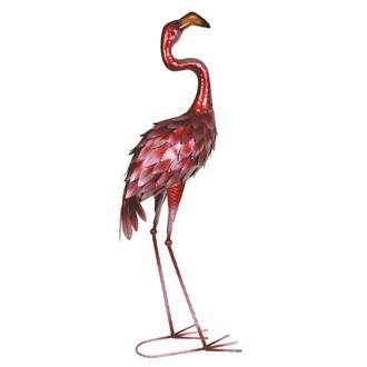 Metallic Flamingo 86cm