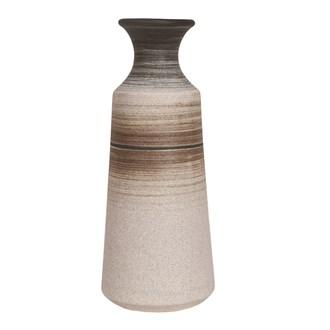 Natural Stripe Vase 39.5cm