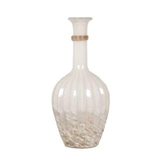 Ribbed Skittle Vase 46cm