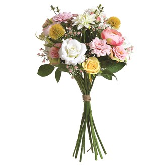 Rose and Dalia Bouquet 60cm