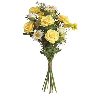 Rose and Cactus Flower Bouquet 60cm
