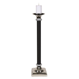 Square Base Dual Candle Holder 72cm