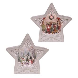 Star Design Spinner 27cm 2 Assorted