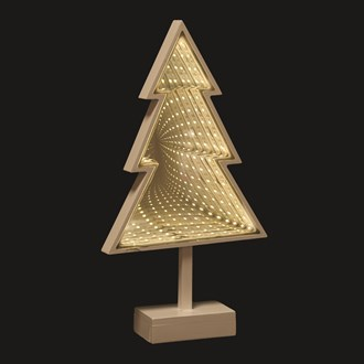 Warm White LED (34Lights) Tree 35cm