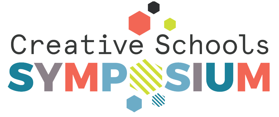 Creative-Schools-Symposium-logo-hexagons
