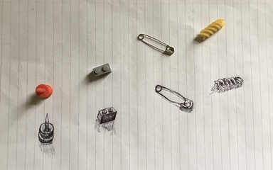 Small-objects-small-drawings-drwg-2