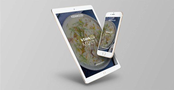 Kenwood kCook App