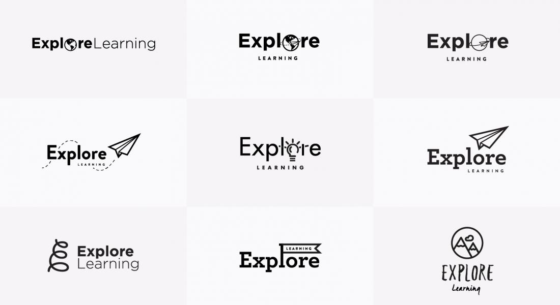 Explore Learning Brand Design