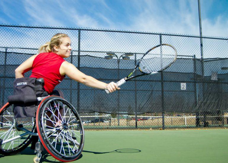 Tennis Foundation charity website