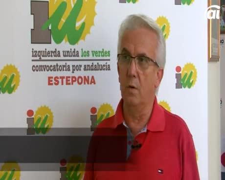 IU critica que la Fundación Antonia Guerrero sufrague su mural en Fuerzas Armadas y pide que hagan públicas las cuentas