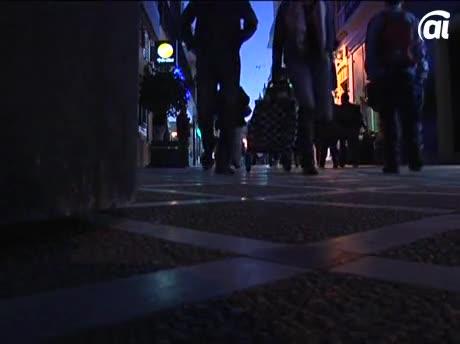 Acosafe inicia la campaña de Navidad con una Noche Blanca el sábado