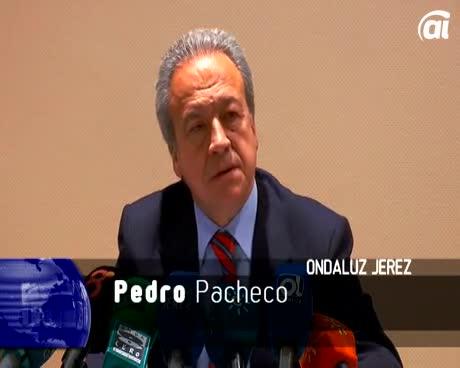 Pedro Pacheco no recurrirá las imputaciones
