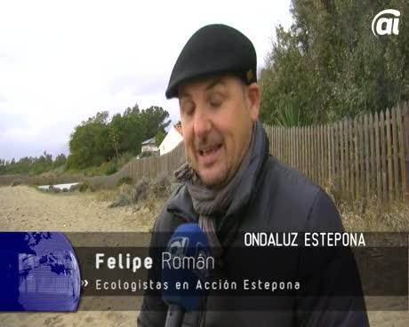 Ecologistas en Acción alerta de la desaparición de las dunas de El Saladillo-Matas Verdes en Estepona