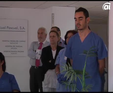 Empleados de Pascual piden la dimisión de la consejera de Salud por \