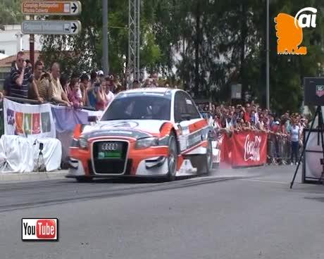 Estepona, sede de la primera prueba del Campeonato de España de Montaña de Automovilismo