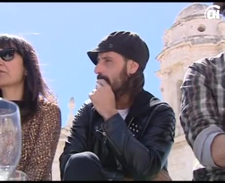 Amaral estrenará en Cádiz canciones de su nuevo disco