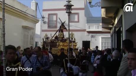 El Miércoles Santo deja una estampa más triste e inunda de luto las calles
