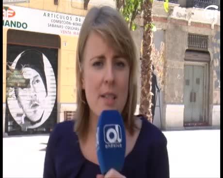 Málaga de cerca. Grafitis