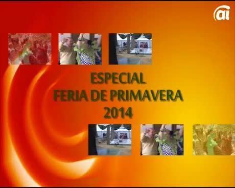Especial Feria de Primavera 2014. Miércoles.