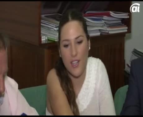 Laura Gallego, actuación estelar en la Velada de María Auxiliadora