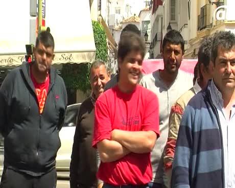 El PSOE de Marbella pide que se habilite una parada de coches de caballos en el centro de la ciudad