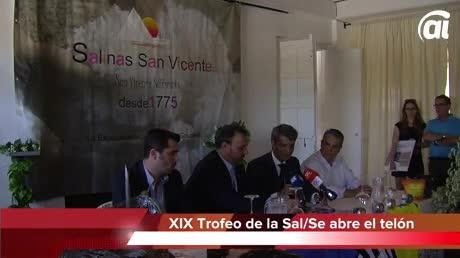 San Fernando CD, Balona y Cádiz CF se juegan el XIX Trofeo de la Sal