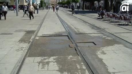 La Plataforma Sentencia Tranvía pide ayuda al Ministerio de Fomento