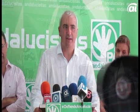 Antonio Jesús Ruiz renuncia como concejal