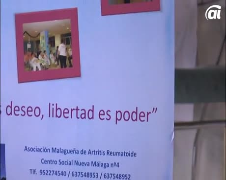 Nace en Marbella un colectivo para apoyar a enfermos de artritis reumatoide
