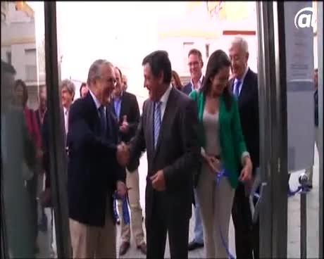 Inaugurada las oficinas para emprendedores del CEEI Bahía de Cádiz