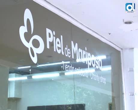 DEBRA Piel de Mariposa regenta en Marbella tres establecimientos para recaudar fondos benéficos