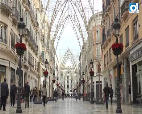 Comerciantes y vecinos opinan sobre el alumbrado de Navidad