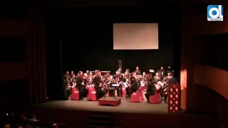 La banda de las Nieves de Olivares ofrece un auténtico recital en el teatro
