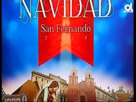 Presentada la programación de Navidad en San Fernando