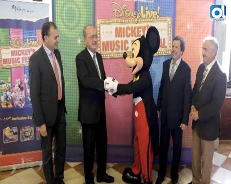 IU pide la comparecencia del alcalde por el contrato entre Ayuntamiento y la firma Disney