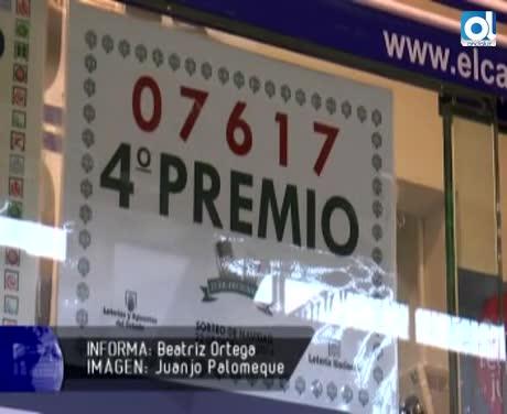 Carrefour Norte de Jerez vuelve a repartir suerte