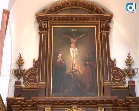 La iglesia del Santo Cristo de la Salud reabre y ofrece visitas guiadas para mostrar su restauración
