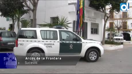 Tres de los cuatro detenidos por los graves sucesos de Puerto Serrano han permanecido en los calabozos de la Policía de Arcos
