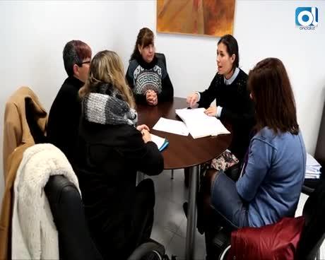 Educación mantiene una primera reunión de trabajo con la nueva Junta Directiva de la FLAMPA de Rota
