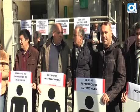 Comisiones Obreras denuncia que la siniestralidad laboral repuntó un 8,9% en la provincia de Málaga en 2014