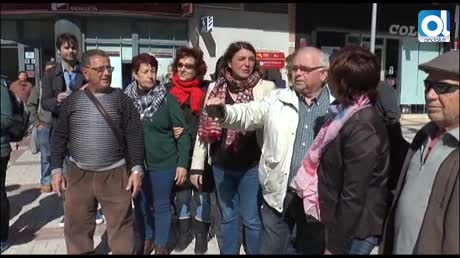 """Cortés defiende en Málaga el modelo de inversión pública de IU frente a """"los buitres y saqueadores"""""""