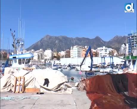 La bocana del puerto está peligrosa y Bernal exige a la alcaldesa que