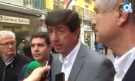 Ciudadanos apuesta por la Algeciras-Bobadilla y la convivencia con Gibraltar