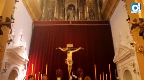 Besapiés Cristo de la Salud