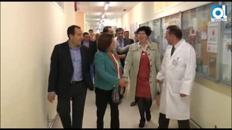 Málaga estrena una nueva unidad de ensayos clínicos en el Hospital Virgen de la Victoria