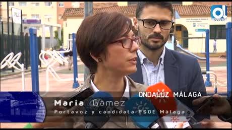 """Gámez pide a De la Torre """"que deje de jugar con un tema tan serio como el metro de Málaga"""""""