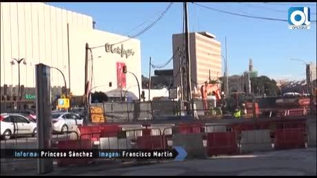 Junta y Ayuntamiento acuerdan los desvíos para prolongar el metro hasta la Alameda Principal