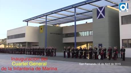 La Armada inaugura el Cuartel General de la Infantería de Marina